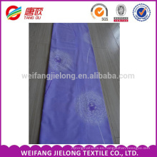 Dream Purple Dandelion printing 100% algodón ropa de cama