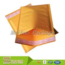 La livraison auto-adhésive emploient la taille faite sur commande couleur imprimée grande enveloppe rembourrée de courrier de bulle / grands sacs de Jiffy