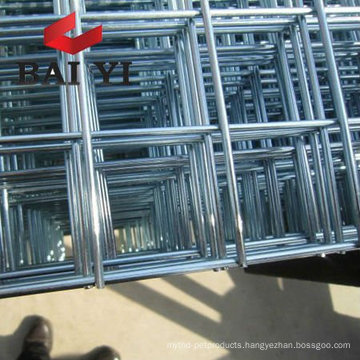 Galvanized and PVC coated Welded Wire Mesh Panel ( manufacturer )