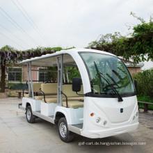 elektrisches Auto mit 14 Plätzen