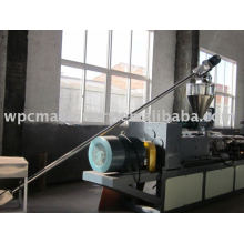 PVC skinning foam board machinery