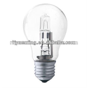 A55 halogen lamp E27 18W 28W 42W 53W 70W 100W