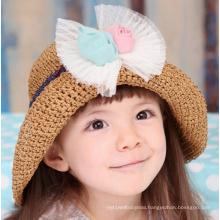 Girl Fashion Korea Style Summer Straw Hat