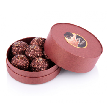 Red 3-pieces Flush Fit Chocolate Tubes