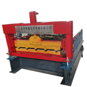 DX sheet metal hydraulic arc bed machine