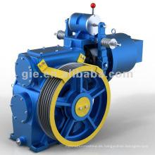 GIE 1000kg 1.5m / s elevador máquina de tracción orientada GL-200