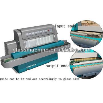 YMC251 vidrio biselado máquina con 8 cabezales