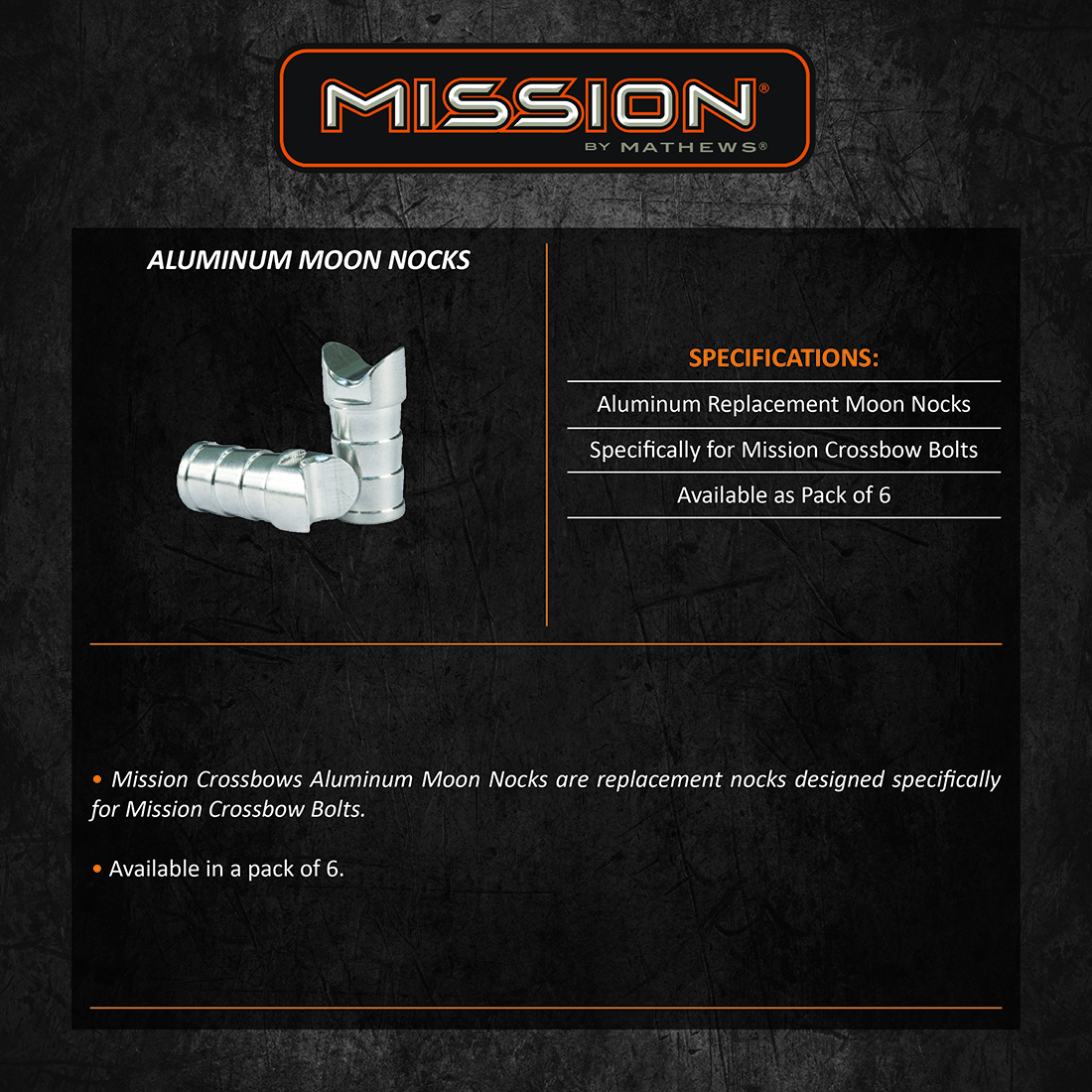Mission_Aluminum_Moon_Nocks_Product_Description