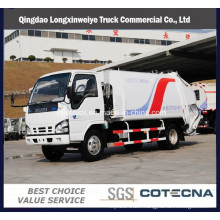 Dongfeng Brand 10cbm Garbage Truck Refuse Compactor Vehicle Truck