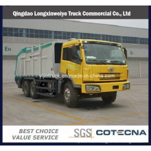 Faw 4X2 Light Waste Cleaning Garbage Truck