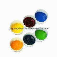 Новый тип блока силиконовое масло пластификатор, используемый для синтетического волокна