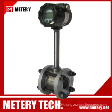 Gas vortex flowmeter from Metery Tech.China