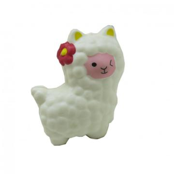 SQUISHY ALPACA TOY -0