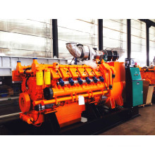 50Hz 547kw Googol Genset Use Gas Electric Power Engine