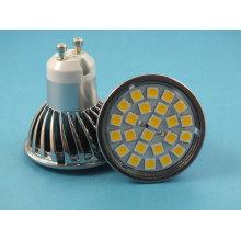 Nuevo Dimmable GU10 4W 24PCS 5050 SMD LED Spot Downlight