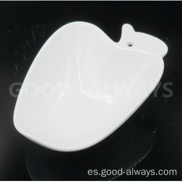 Nuevo Bone China Bowl Mini Apple shape