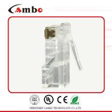 cat7 shielded crystal plug rj45