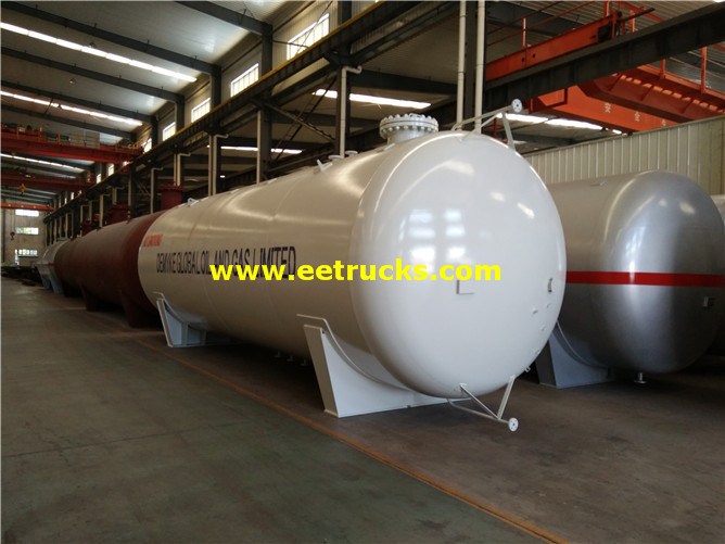 15000 Gallons 28MT Bulk Ammonia Gas Tanks