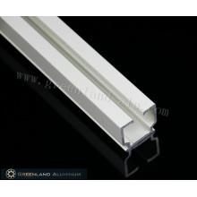 Aluminiumkopfschiene für die Fensterdekoration