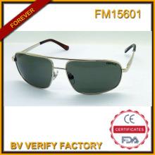 FM15601 Мода оптом Китай металл солнцезащитные очки с пользовательской марки