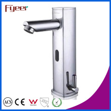 Fyeer Single Handle Automatic Sensor Basin Faucet (QH0140A)