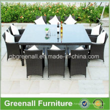10 Seaters Garden Furniture Table and Chairs