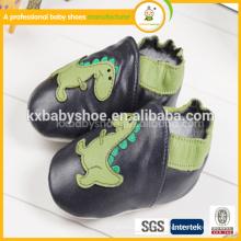 Billige Mode niedlichen Tier Muster Baby Lederschuhe