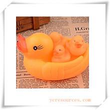 Juguete de baño de goma para niños como regalo promocional (TY10002)