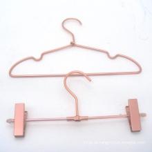 Venta caliente cobre latón Color suspensión bebé Metal suspensión Set perchas