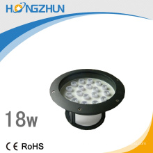 DMX512 stainless 18w underwater black light led lights rgb good quality waterproof with ip68