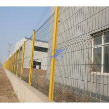 Clôture de poteau de place d'usine (TS-J33)