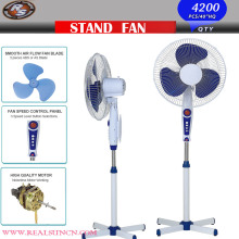 Ventilateur de stand de 16 pouces avec éclairage