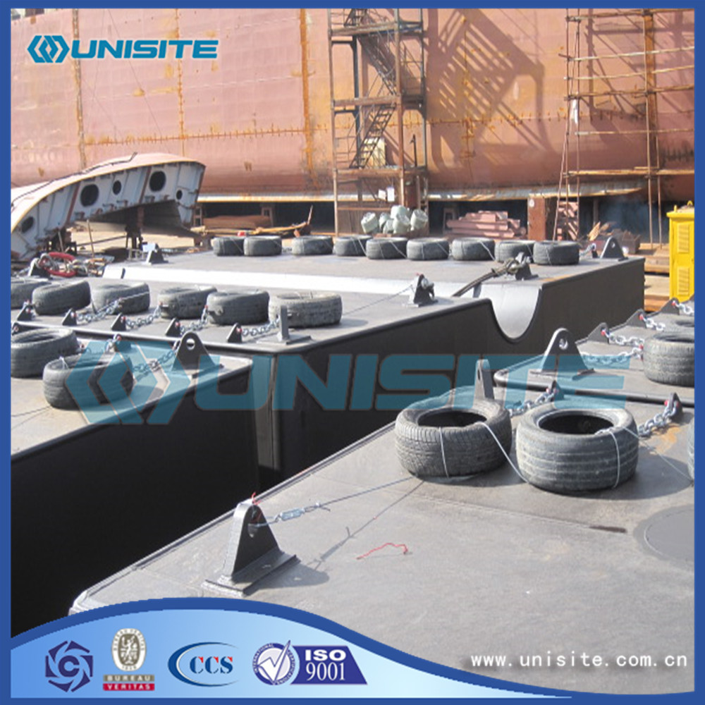 Steel Floating Platforms Design