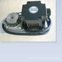 Puerta corredera de alta potencia de 24V DC sin escobillas para motores