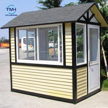 Custom Made Metal Sheet Portable Booth Kiosk Design