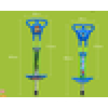 2015 Alibaba hot selling New style High Quality Children's Adult Pogo Stick, Air pogo stick, jumping pogo stick