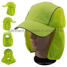 Casquette de protection extérieure 100% polyester pour microfiltre (TMW0739)