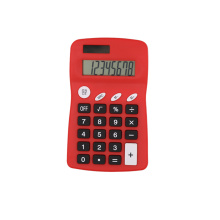 8 Digit Green Color Pocket Promotional Calculator