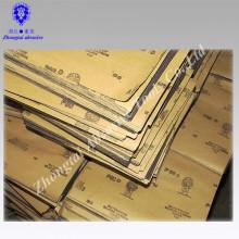 Yichang Schleifpapier Wasser Sandpapier entfernt Rost von Metall