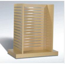 Wooden Slatwall Retail