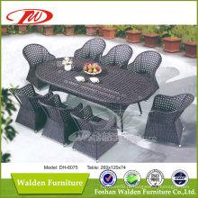 Conjunto de mesa de jantar de pano de pano (DH-6075)