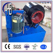 Мощность Финн нажатия машина гидравлический шланг Оборудование для опрессовки