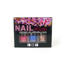 2015 meilleur chaud vente Private Label vernis à ongles Set maquillage