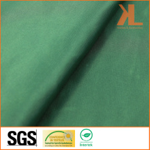 Polyester Inherently Fire / Flame Retardant Fireproof Green Satin Fabric