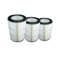 Filtros de cartucho de ar para vários coletores de poeira Tyc-Acfv