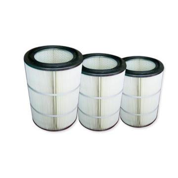 Filtros de cartuchos de ar para vários colectores de pó