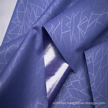 Soft Shell Bonded Waterproof Raincoat Pink Blue TPU Fabric For Fabric Blackout