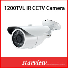 1200tvl IR Waterproof CCTV Bullet Security Camera (W23)
