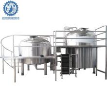 100l until 2000l Beer Brewing equipment mash tun & lauter tun
