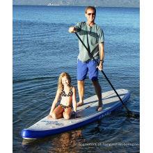 Mais vendidas prancha inflável sup prancha de stand up paddle de alta qualidade feita na China